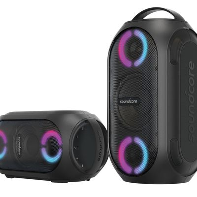 anker soundcore rave series