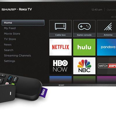 roku tv and stick