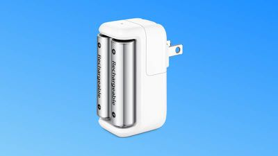 apple battery charger aa