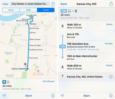 Apple-Maps-Transit-Kansas-City
