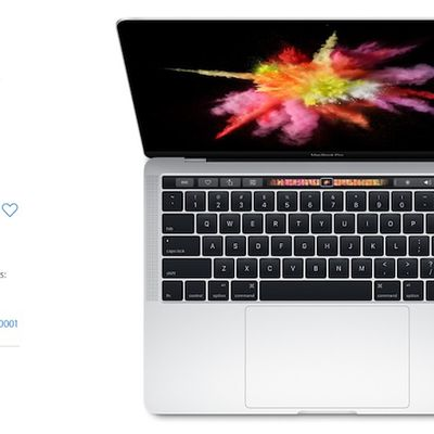 refurbished 13 inch macbook pro touch bar