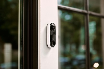 Arlo joins hands-free revolution with its own contactless video doorbell