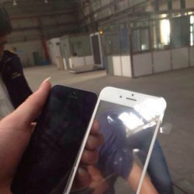 iphone 6 front panel weibo