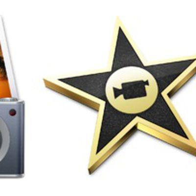 iphoto imovie aperture icons