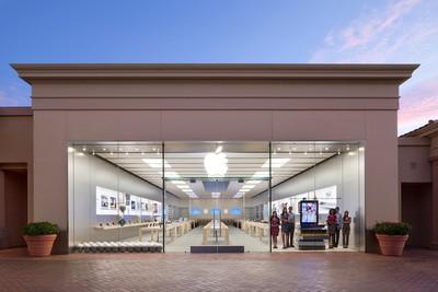 apple store fashion island