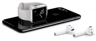 airpods apple watch duo