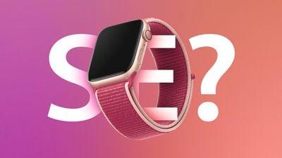 Apple Watch SE Feature