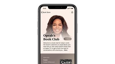 apple oprah caste