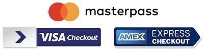 visa masterpass amex combining