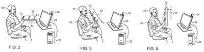 apple 3d UI patent