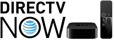 directv now apple tv 4k offer