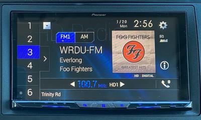 pioneer carplay radio
