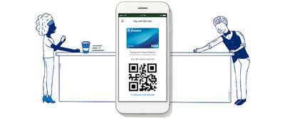 chase pay qr