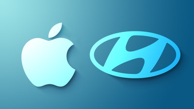 Apple and Hyundai feature
