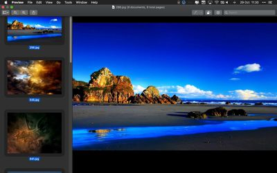 batch convert images in Preview