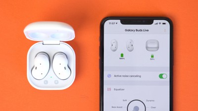 IFixit's Galaxy Buds Dwell teardown demonstrates that even Samsung calls them beans