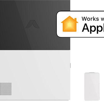 abode smart security kit homekit