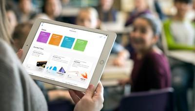 ipad schoolwork app