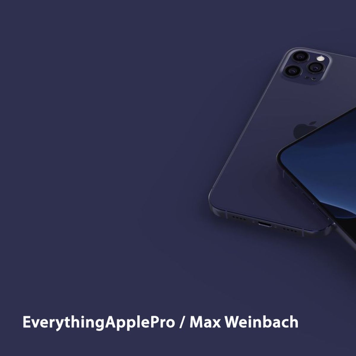 Dark Blue Color Option Expected To Replace Midnight Green For Iphone 12 Pro Macrumors