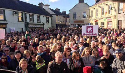 athenry-march
