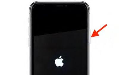 iphone x xs 11 power on