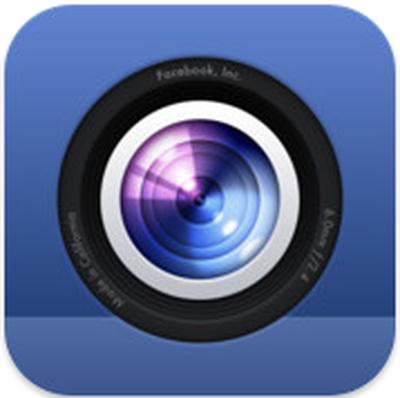 Logo facebookcamera