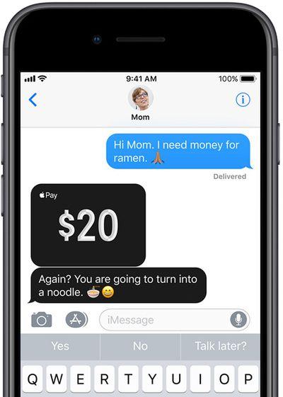 apple pay cash 1
