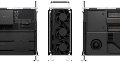 2019 mac pro internal view