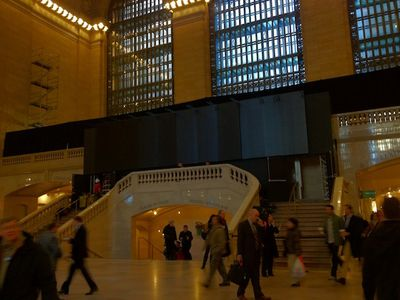 grand central terminal store barrier