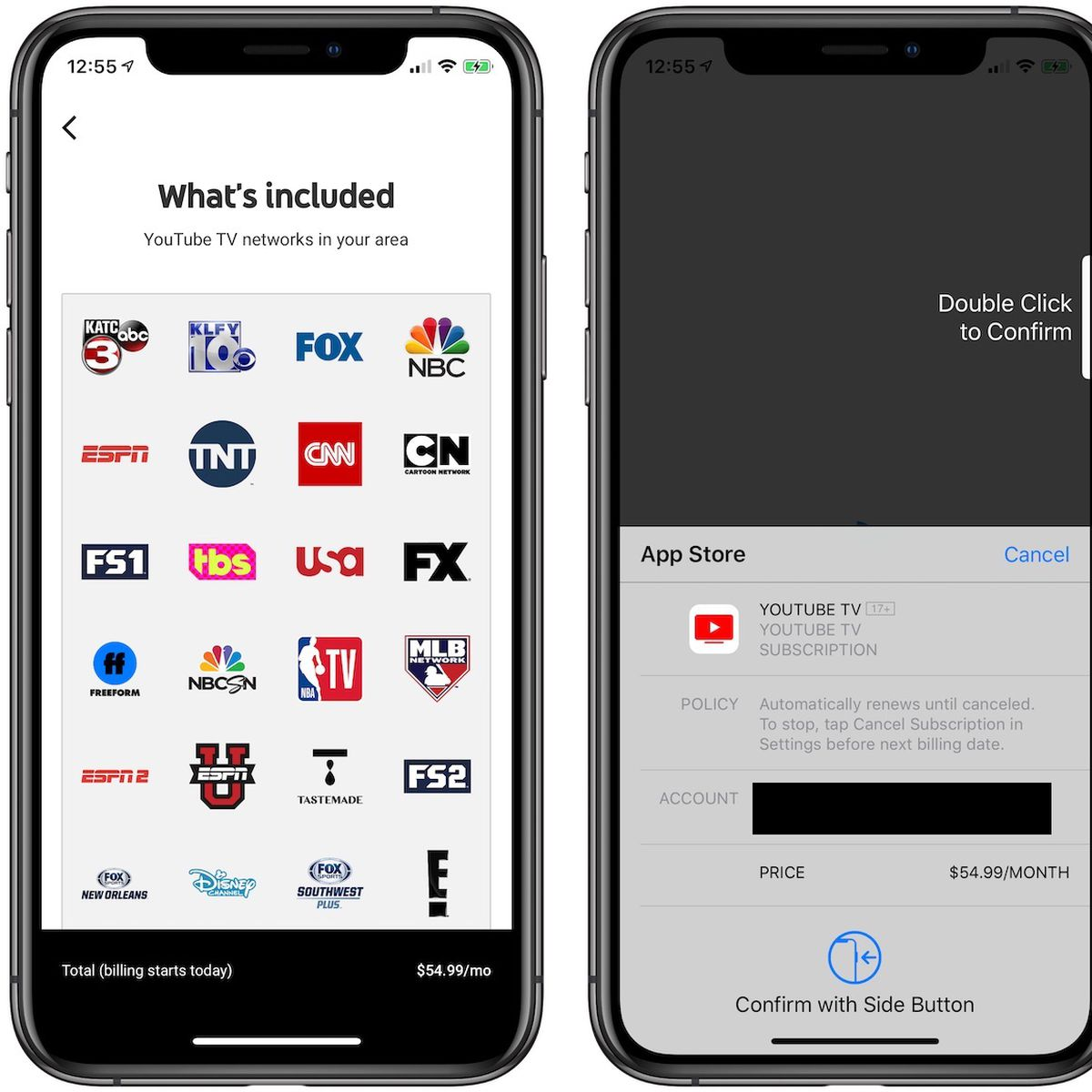 Youtube Tv Increases Price To 49 99 Month 54 99 Month When Billed Through Apple Macrumors