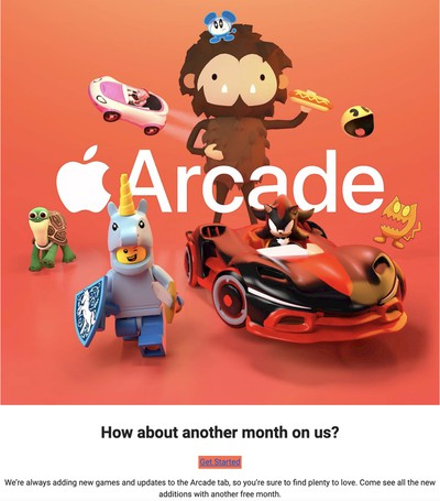 applearcadefreemonth