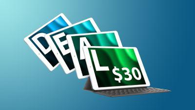 iPad Deals 30 Dollars Feature2