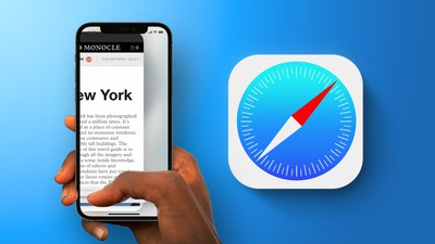 General iOS 15 Safari Feature