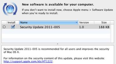 sec update 2011 005