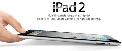 ipad 2 brazil