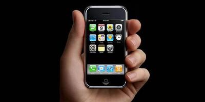Original iPhone Twitter