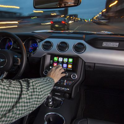 CarPlay Ford