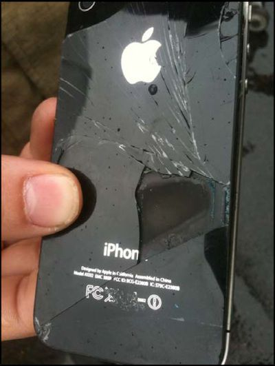 iphone 4 self combustion