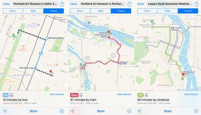 Portland-Oregon-Apple-Maps-Transit