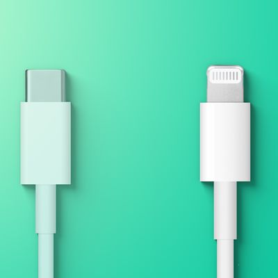 Apple Prefer Lightning Over USB C Feature