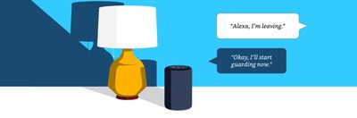 alexa guard security feature echo devices