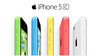 iphone 5c banner