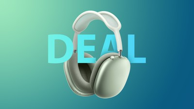 AirPods Max Deal Feature Green