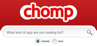 chomp search