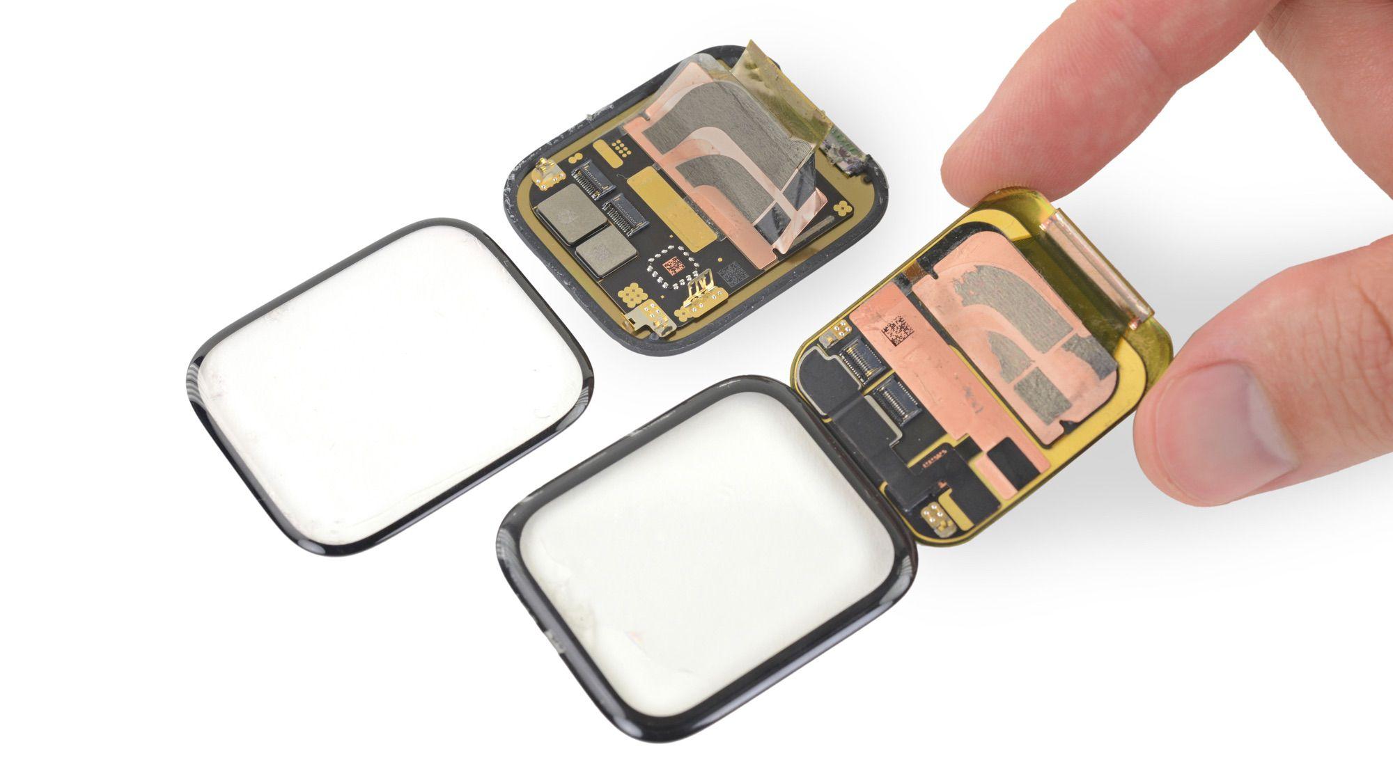 Apple Watch Series 7 Teardown Reveals Battery Capacity, Display Updates and More