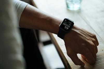 apple watch split the bill