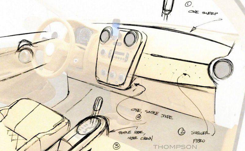 v-vehicle sketch