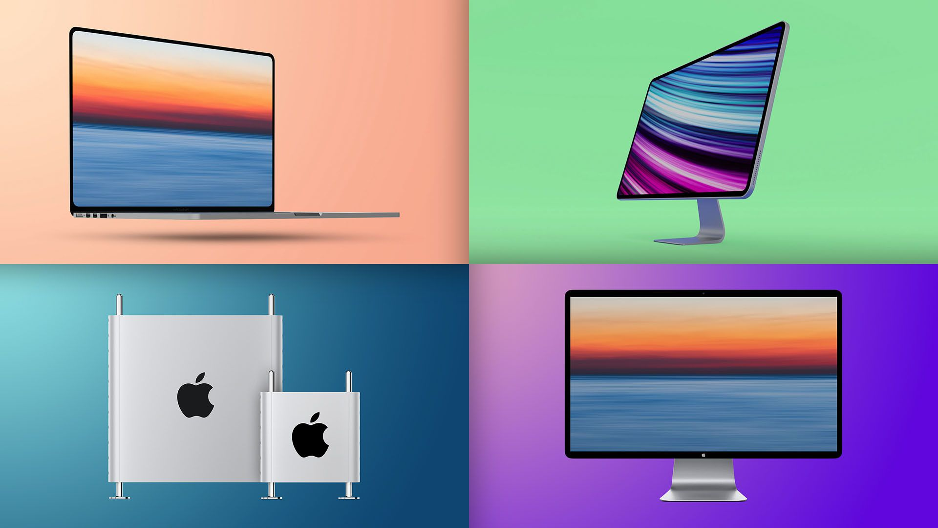 Top Stories: MacBook Pro, iMac, Mac Pro, and iPhone Rumors, Best of CES 2021