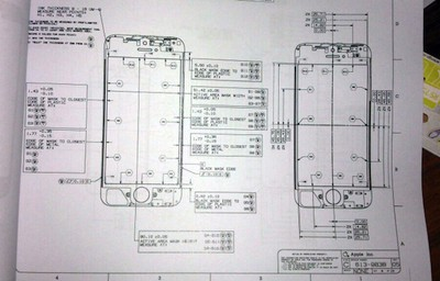iphone 5 panel schematic1