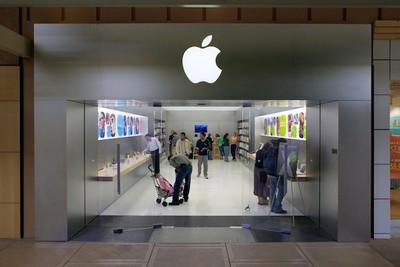 apple stanford mini store